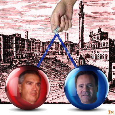 Ballottaggio a Siena