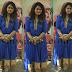 Arathika Blue Salwar Kameez