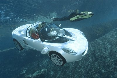 new squba car can drive on water amazing eye