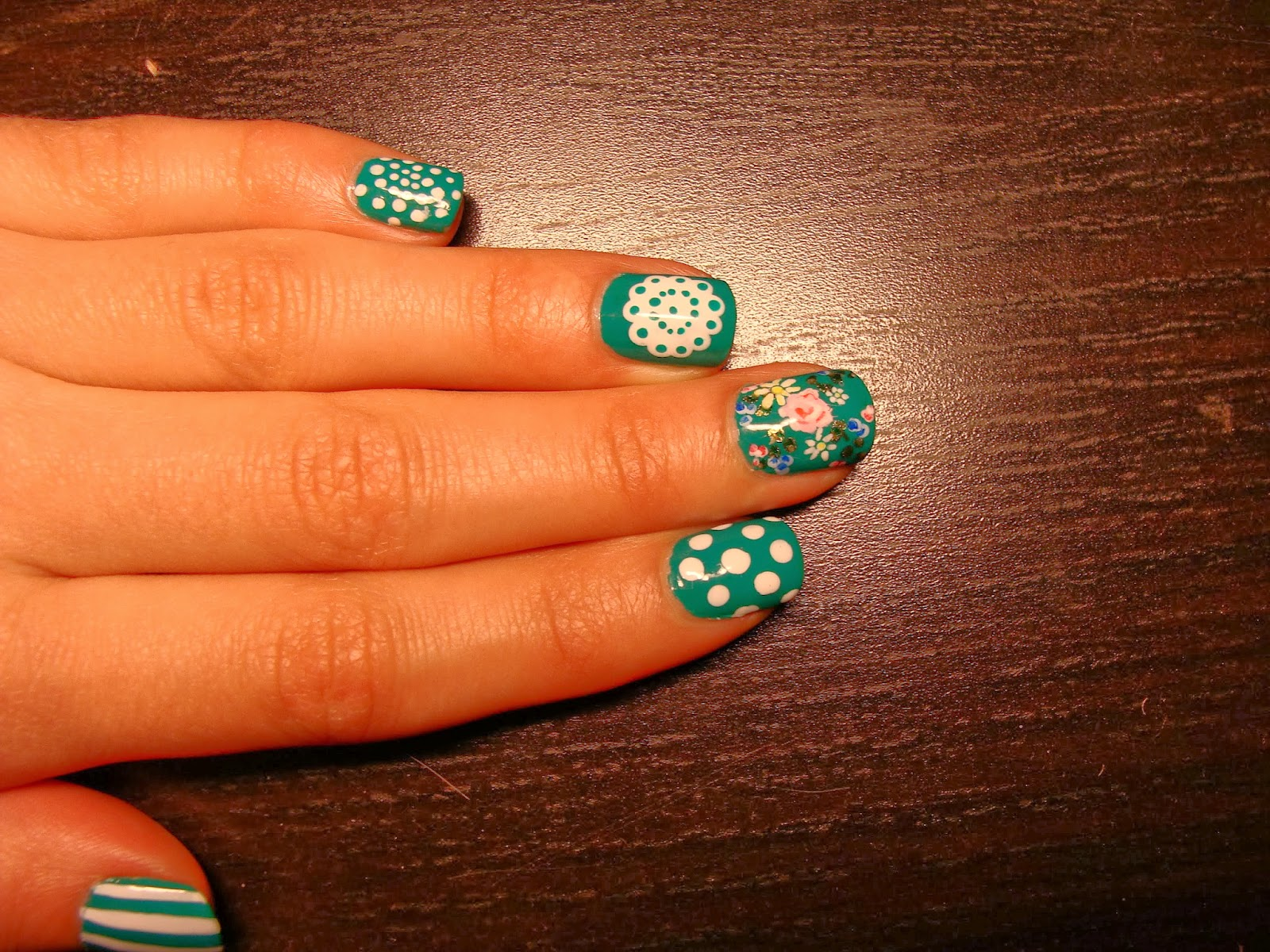 Nail Art for Beginners Dots