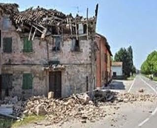 Tutte le Domeniche fuori casa dal giorno del terremoto