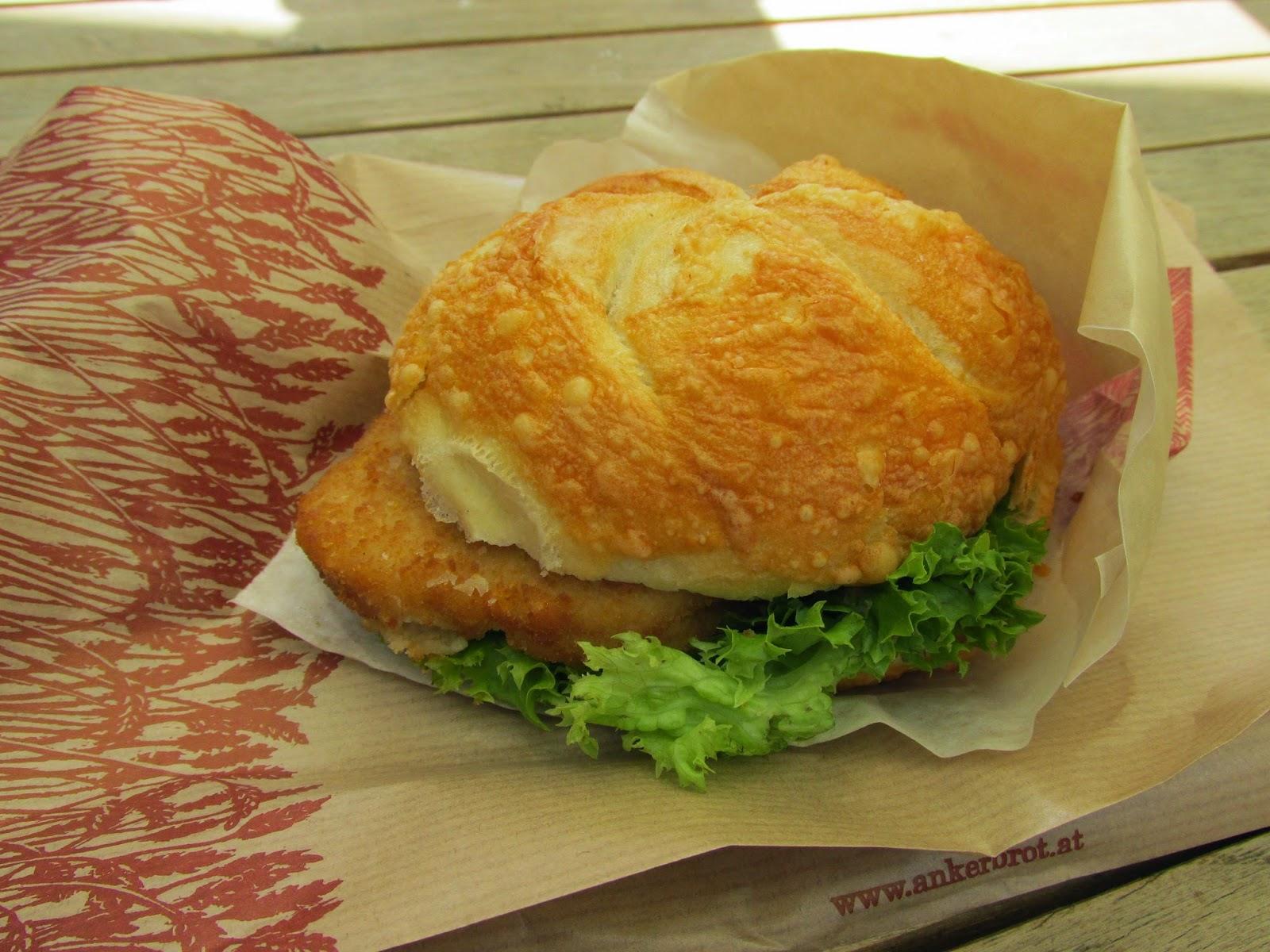 Chicken panino
