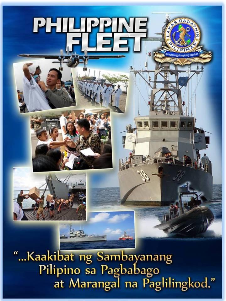 lakas dagatnin ng pilipinas philippine fleet