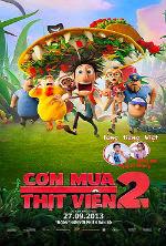 Phim Cơn Mưa Thịt Viên 2-Cloudy with a Chance of Meatballs 2