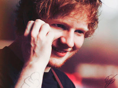 Ed Sheeran divulga sua nova música, 'Sing'