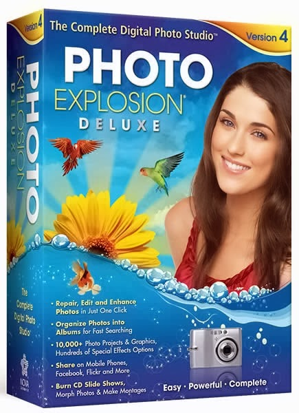 Avanquest Photo Explosion Deluxe 5.01.26070 + Serial