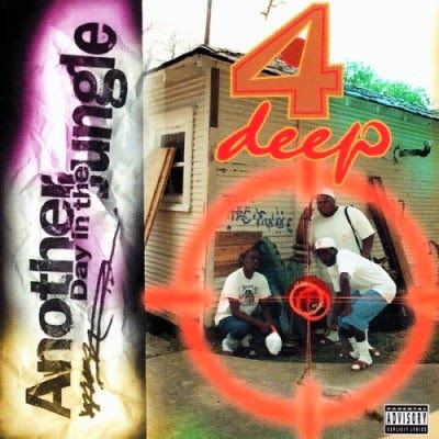 4-Deep – Another Day In The Jungle  (1993)  Flac