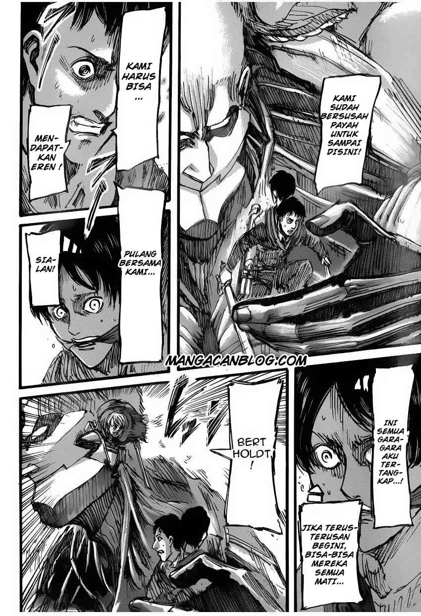 Komik shingeki no kyojin 049 - beban 50 Indonesia shingeki no kyojin 049 - beban Terbaru 28|Baca Manga Komik Indonesia|Mangacan