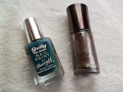 Barry M No7 nail polish