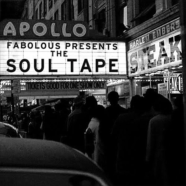 Fabolous - The Soul Tapes 1 & 2  Cover