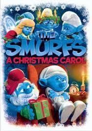 Ver Smurfs: A Christmas Carol (2011) Online