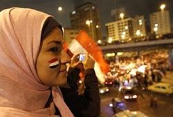 """欢呼穆斯林世界柏林围墙坍塌 :""""埃及能,马来西亚也能!"""""""
