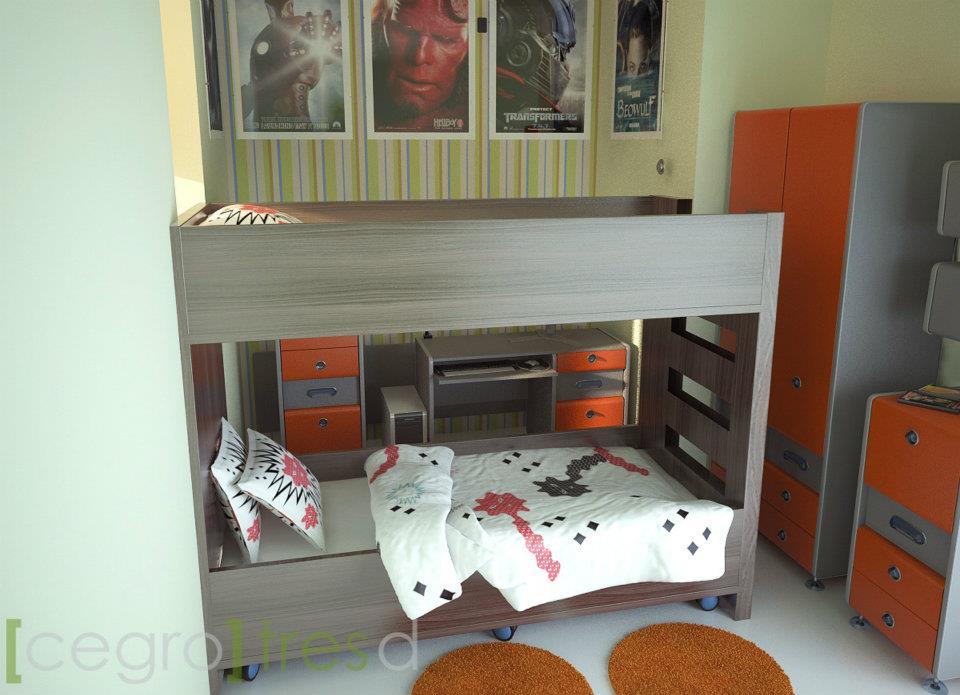 Dormitorio Niños2