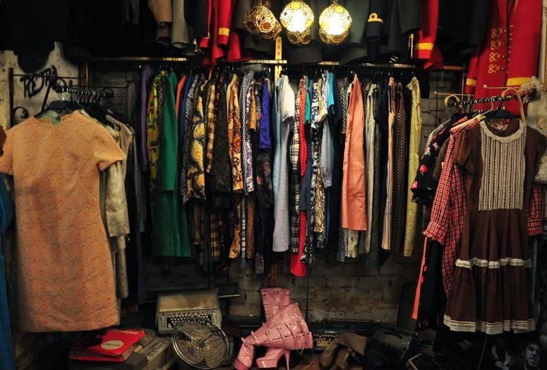 İstanbul'un Vintage Butikleri / By Retro