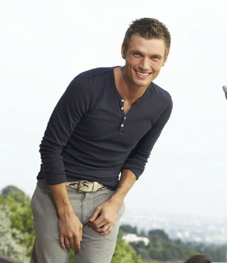 Impossible Nick carter sexy cover