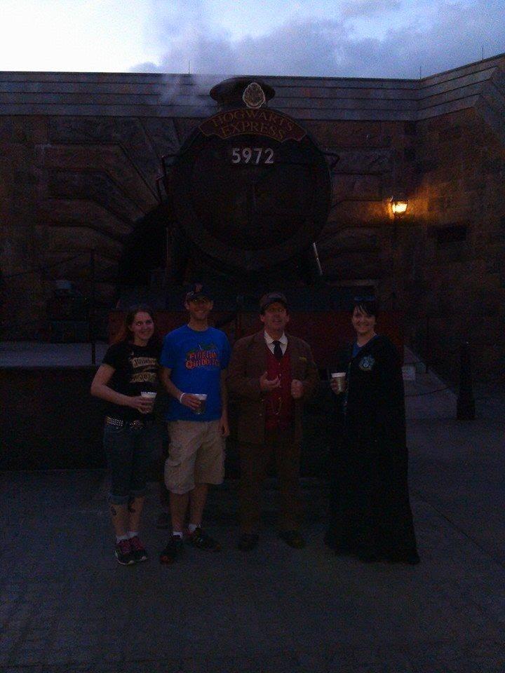 Hogwarts Express!