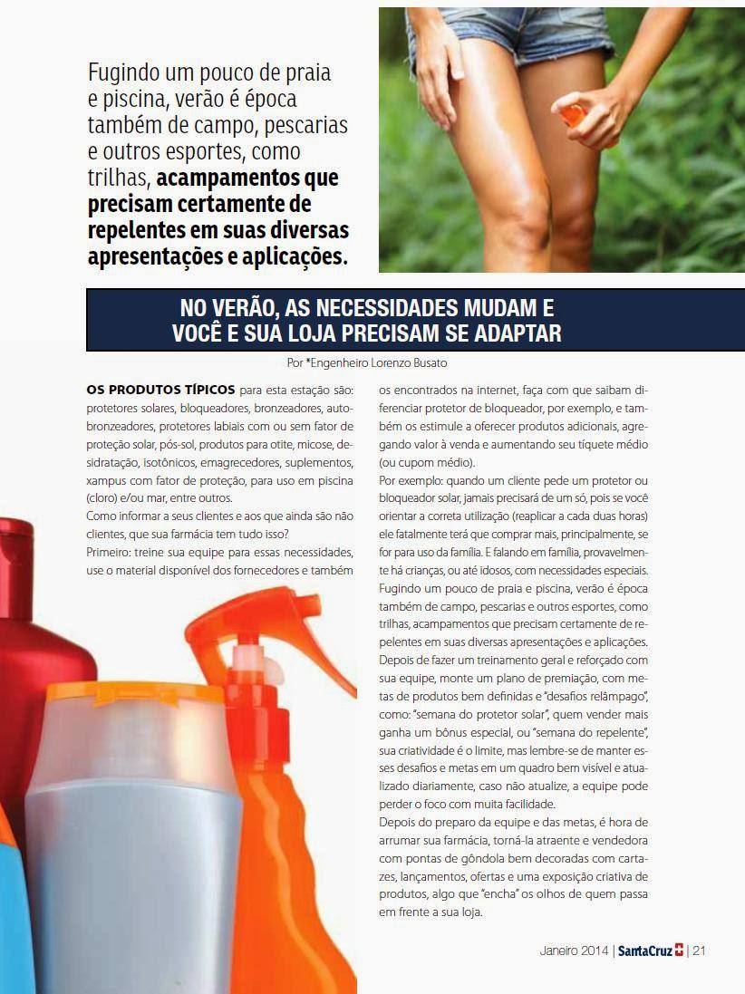 farmácia, varejo, verão, vendas de verão, como vender mais, artigo, lorenzo busato