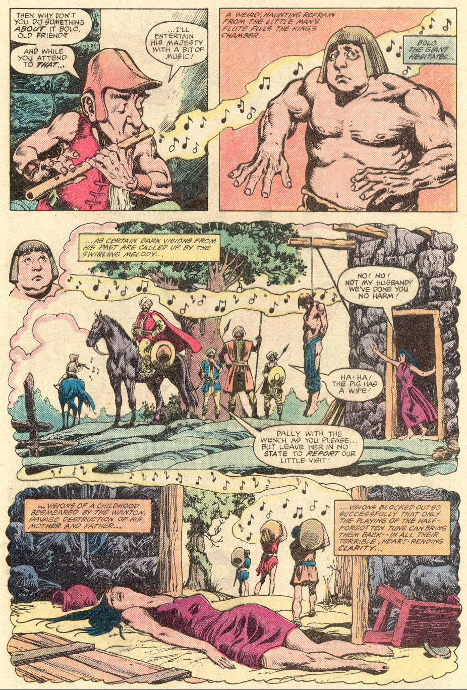 Conan the Barbarian (1970) Issue #137 #149 - English 4