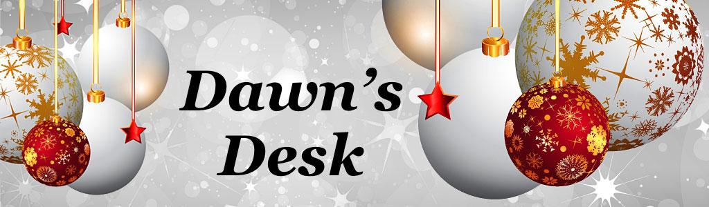 Dawn's Desk