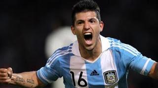Agüero es nuevo Jugador Manchester City