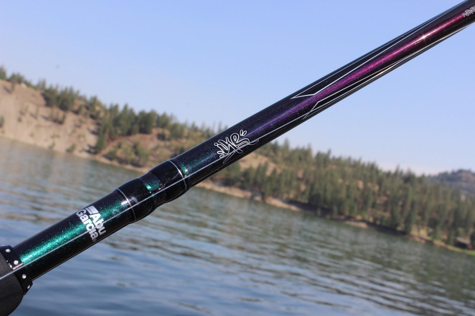 T brinks fishing abu garcia mike iaconelli ike series for Abu garcia fishing rods