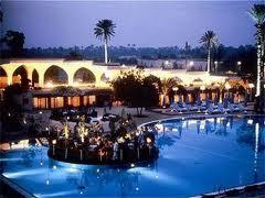 Pyramids Park Cairo