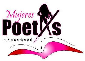 Logo mujeres poetas internacional
