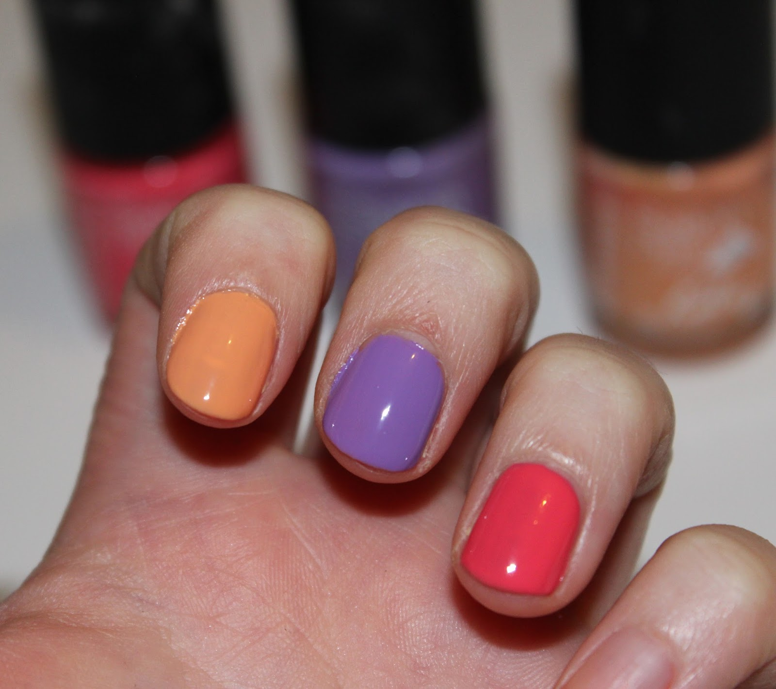 Jasmine Marie Beauty: Salon worthy nails for under a fiver- thanks ...