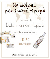 IL MIO PRIMO CONTEST....UN DOLCE...PER I  NOSTRI PAPA&#39;