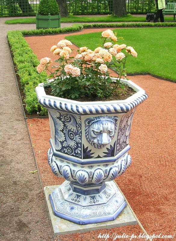 Летний сад, Санкт-Петербург