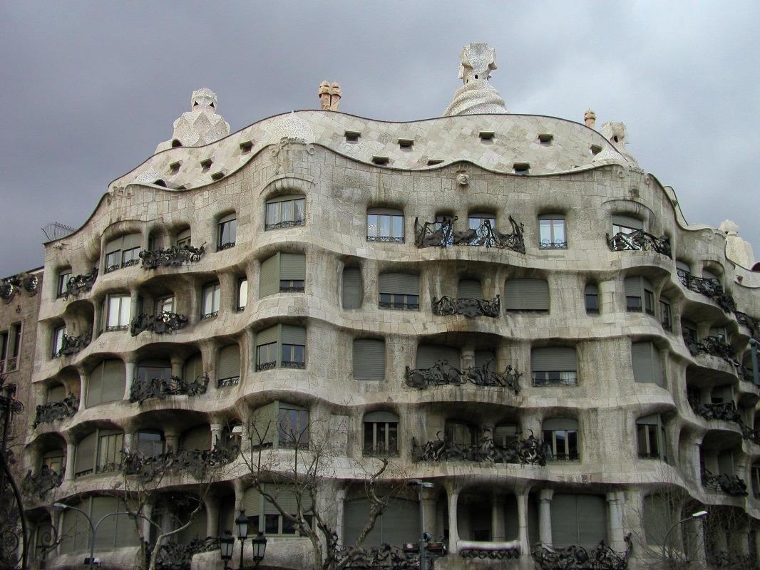 Bozetando movimientos art sticos modernismo - Deco huizen ...
