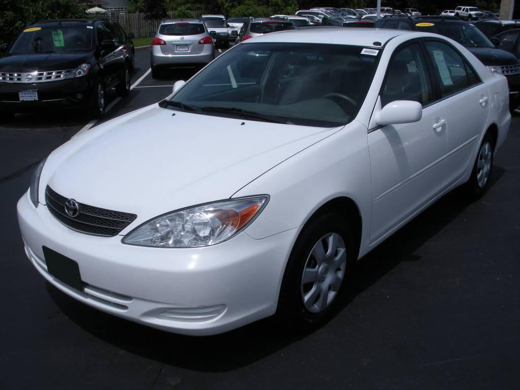2004 toyota camry service manual