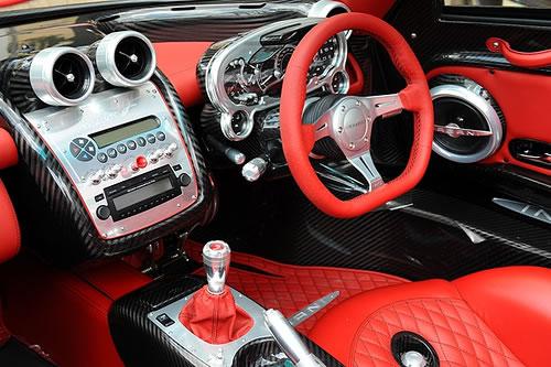 Information And Review Car 2010 Pagani Zonda Cinque Roadster