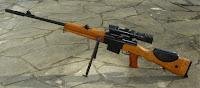 FR F1 sniper rifle