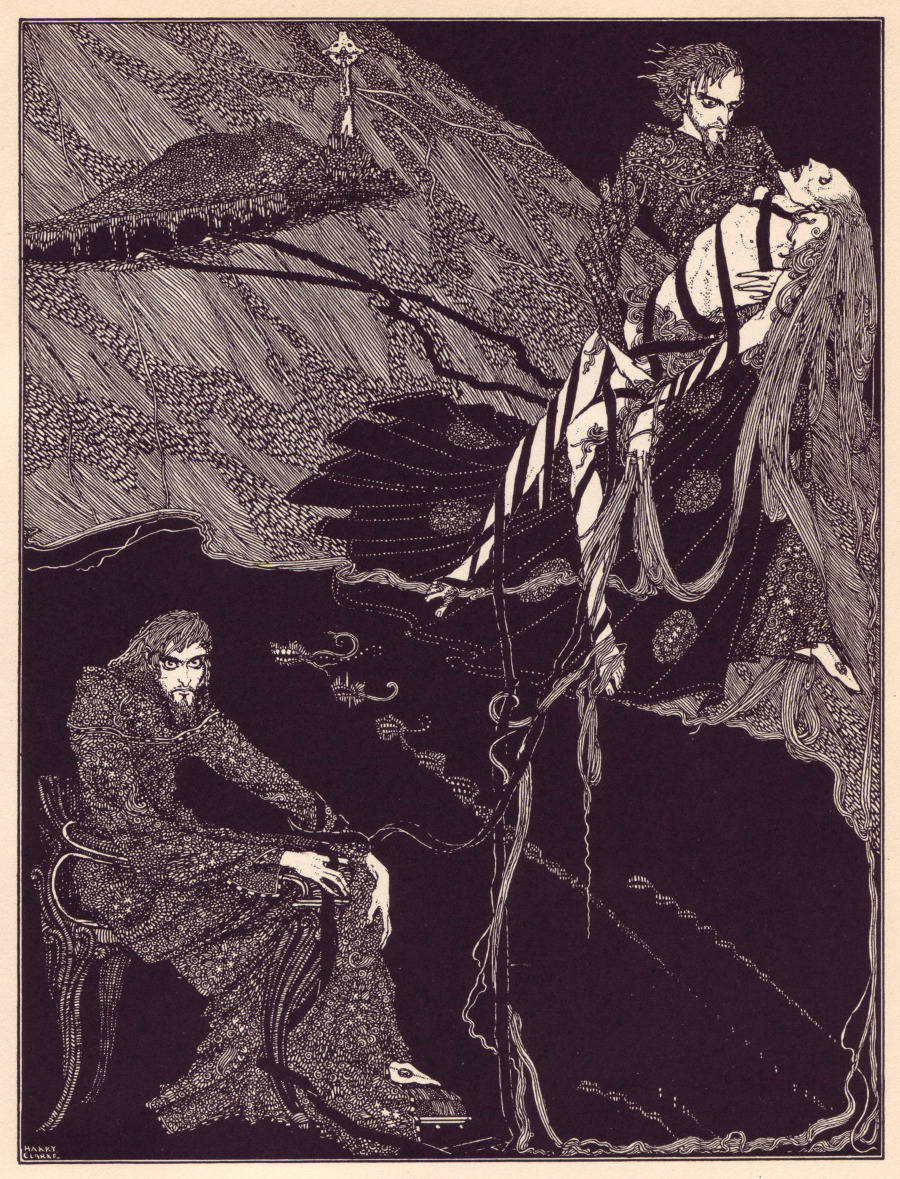 edgar allan poe illustrations -#main