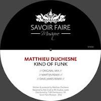Mattieu Duchesne Kind Of Funk Savoir Faire Musique