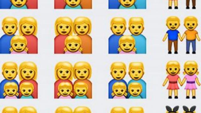 jongetje en meisje emoji