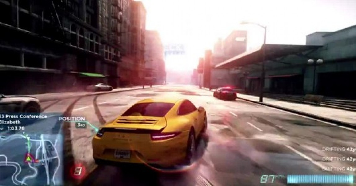 Need for speed most wanted free full version download for Need for speed most wanted full