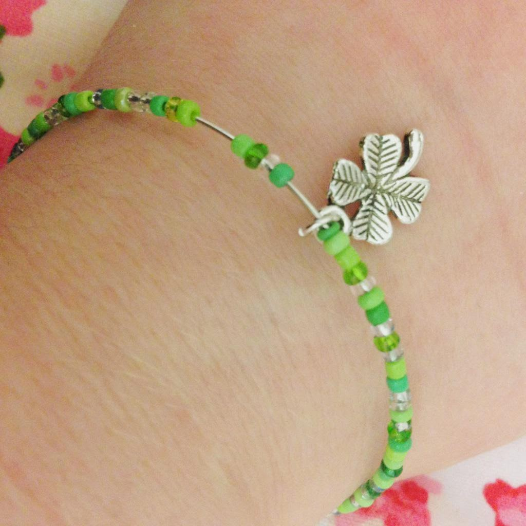 this material culture jewellery review lucky charm