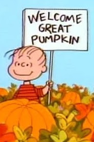 Linus & The Great Pumpkin.