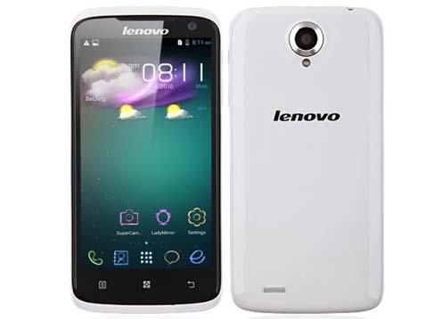Harga Lenovo S820 Terbaru, Spesifikasi Android Jelly Bean Kamera 12 MP