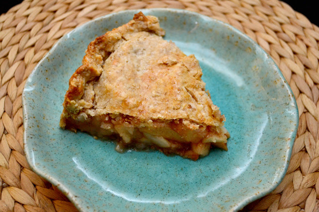 apple pie with whole grain crust recipe
