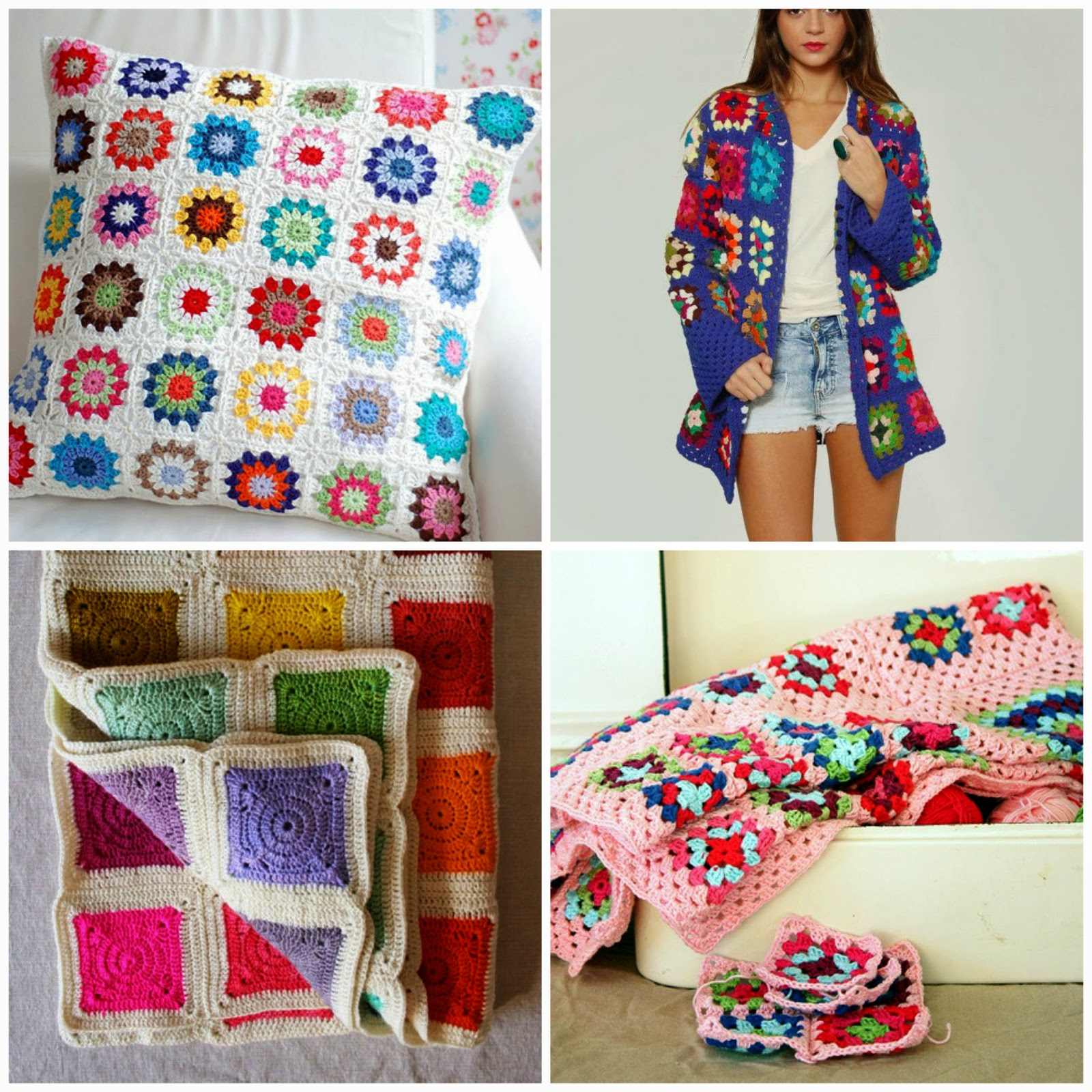 granny square craft trend to watch