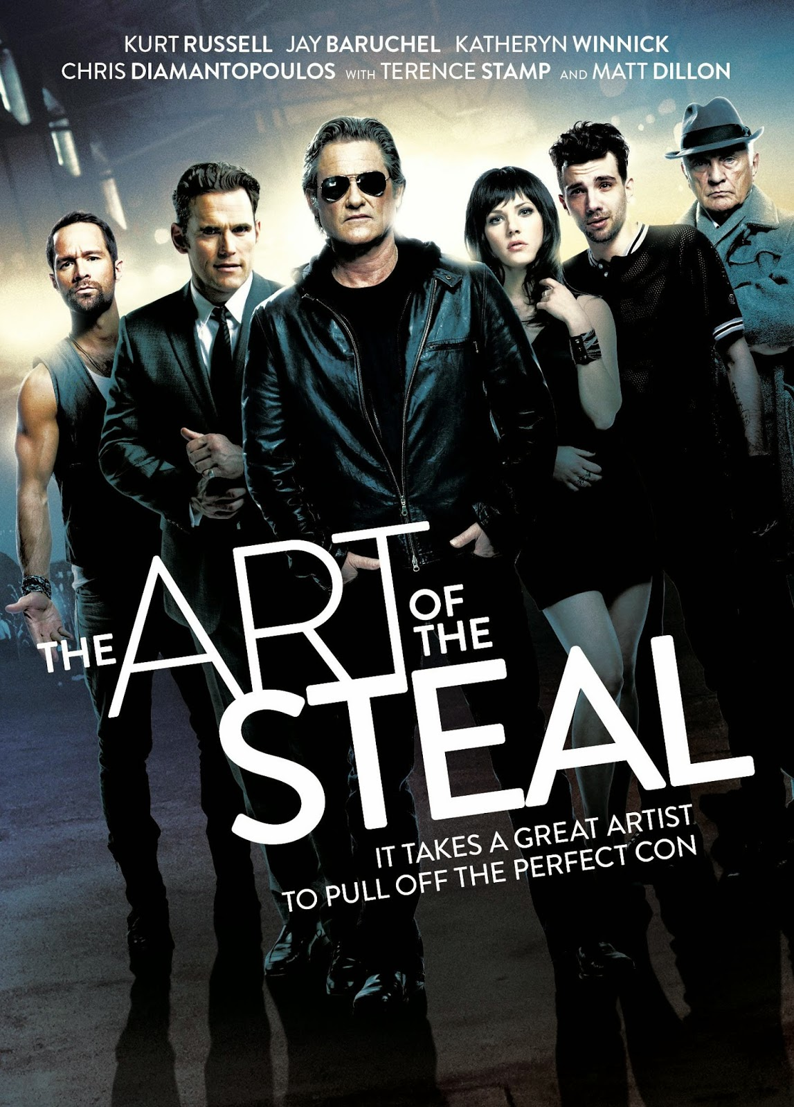 Regarder The Art of the Steal en streaming