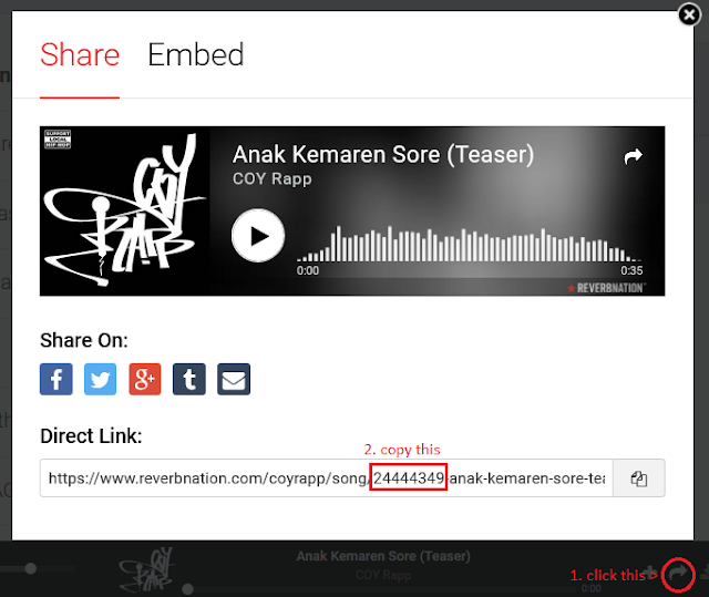 [EXPLOIT] How to Bypass ReverbNation Disable Download (w/o Software)