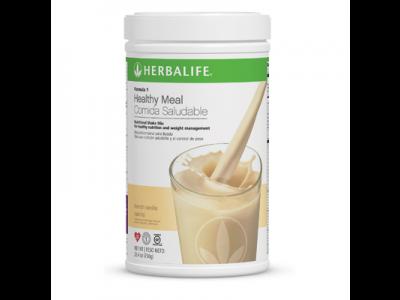 Herbalife Milk Shake Vanilla Murah Indonesia