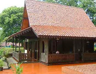 Rumah Adat Provinsi DKI Jakarta ( Rumah Kebaya )