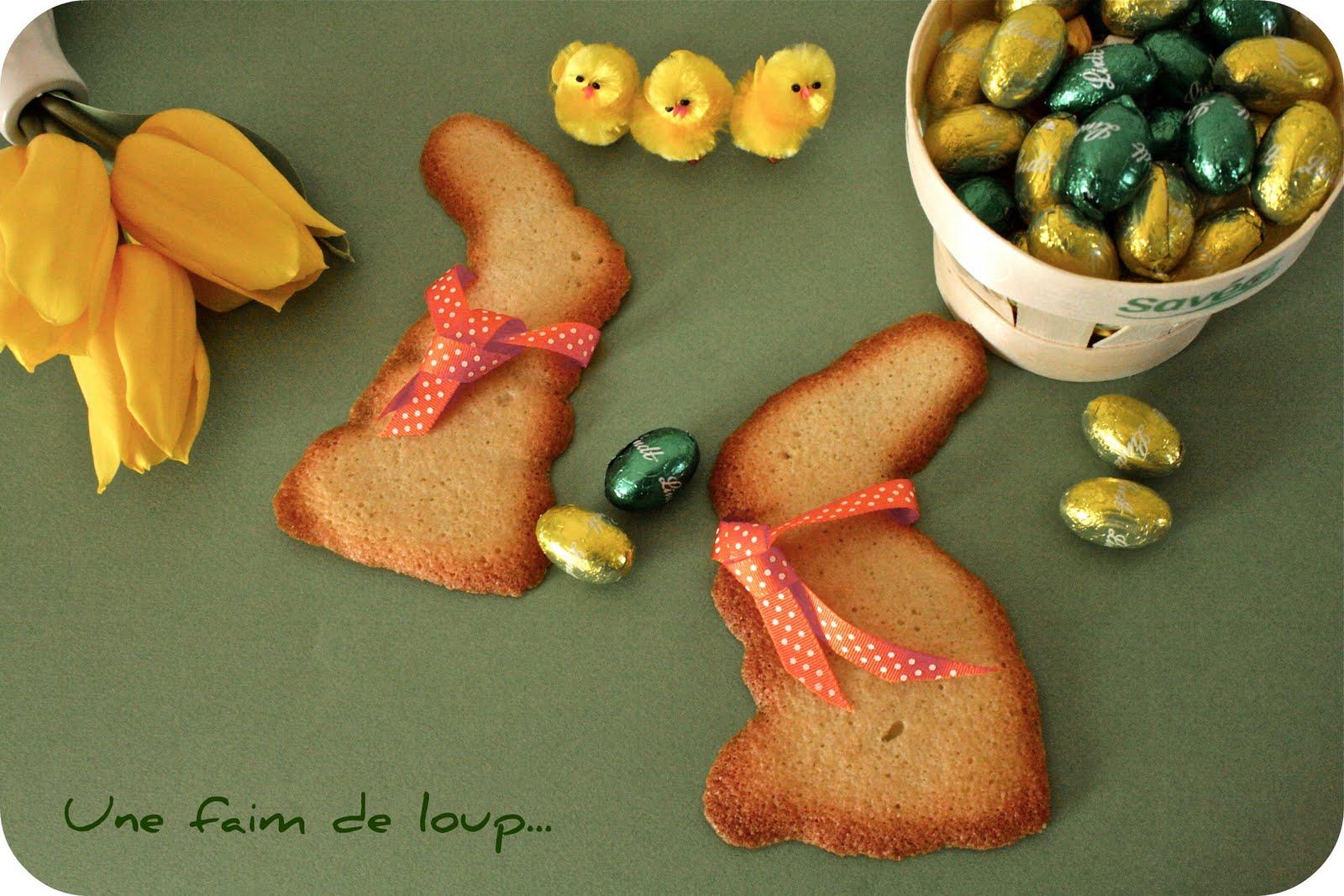 En ce moment dans ma cuisine...Pâques...