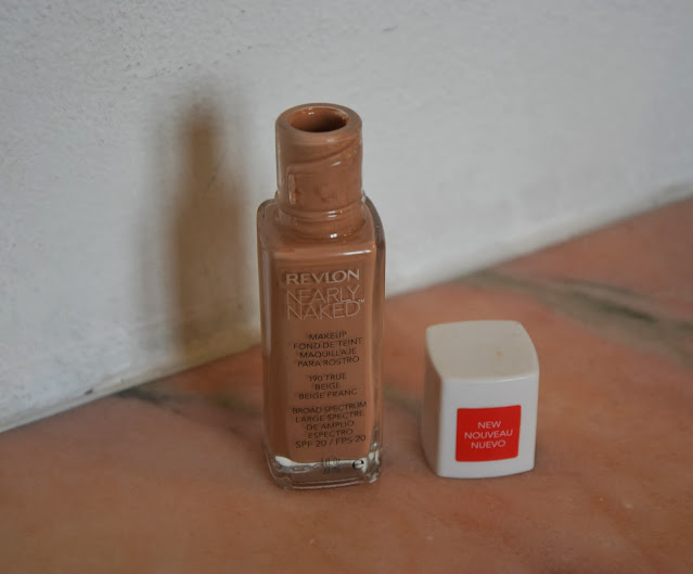 Review: Revlon Nearly Naked Foundation