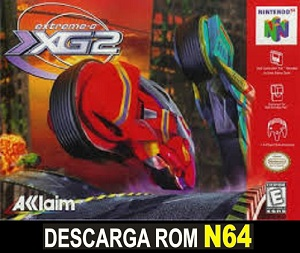 Extreme-G XG2 ROMs Nintendo64 Español